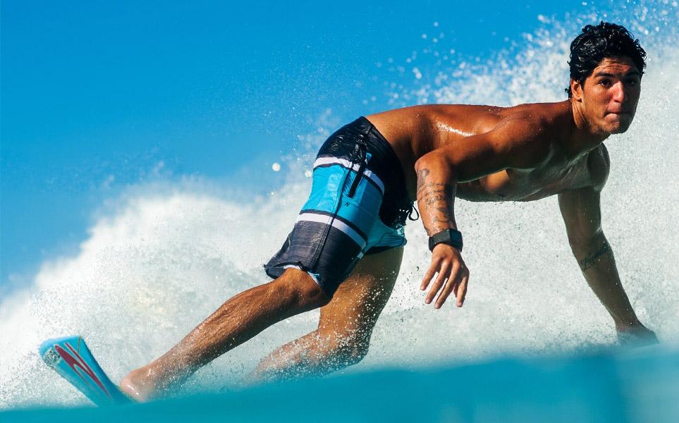 Bermudas surf: o que vestir no dia a dia?