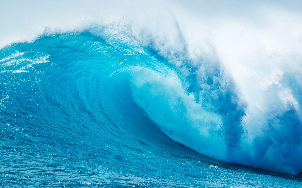 8 tipos de ondas que você precisa conhecer