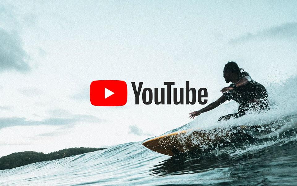 5 canais de surf no YouTube que você precisa se inscrever