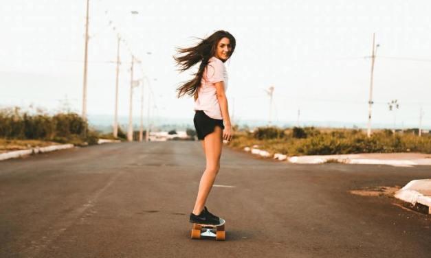 Skate cruiser: sabe como andar?