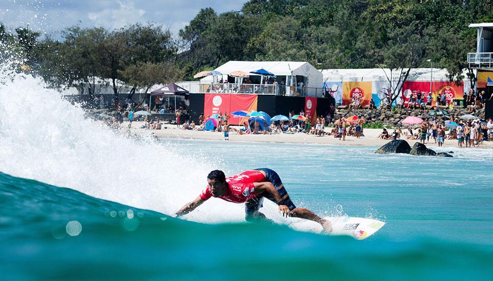 campeonatos de surf no gold coast