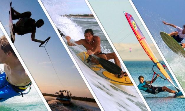 5 esportes radicais na água para você praticar no verão, além do surf