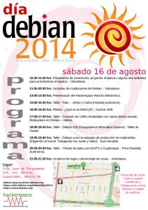 Dia Debian 2014