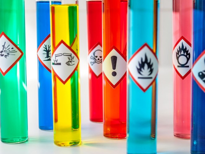 Employer Responsibility & GHS Labels