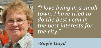 Gayle Lloyd quote