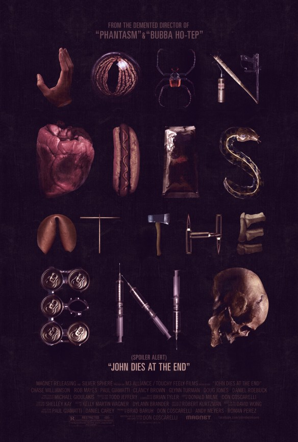 John Dies At The End Poster
