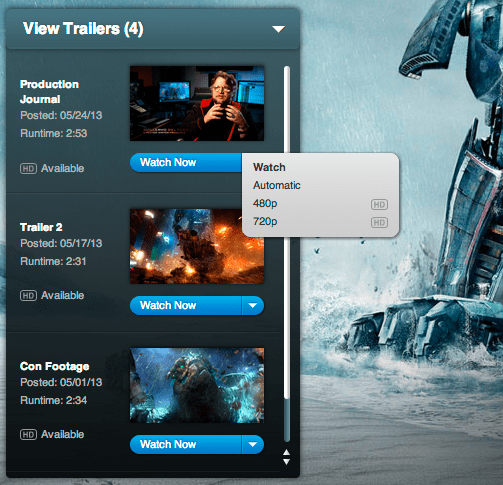 Hd Trailers Net Easiest Way To Download Hd High Definition
