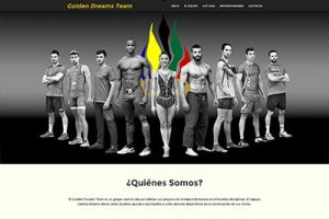 Web Golden Dreams Team