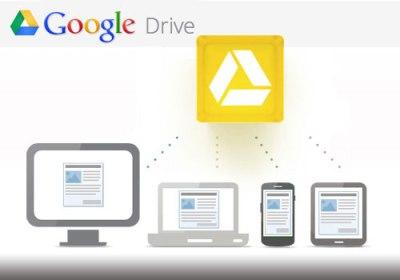 Google Drive aplicación productividad trabajadores freelance