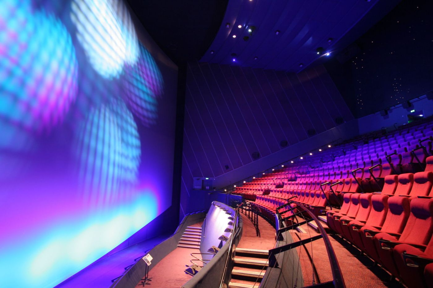 cinema hire at London's BFI IMAX