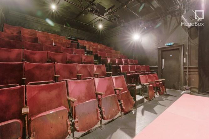 tabard theatre detail