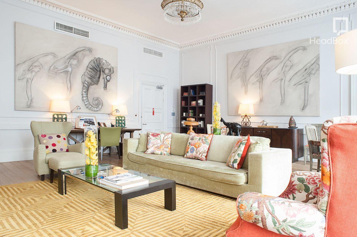 Kipling Suite, Brown's Hotel Mayfair, Meeting rooms mayfair
