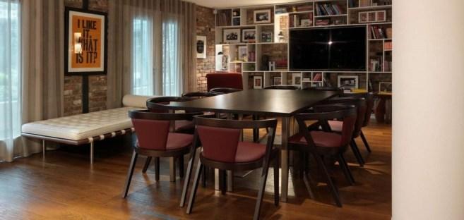 brickwork meeting rooms in Shoreditch