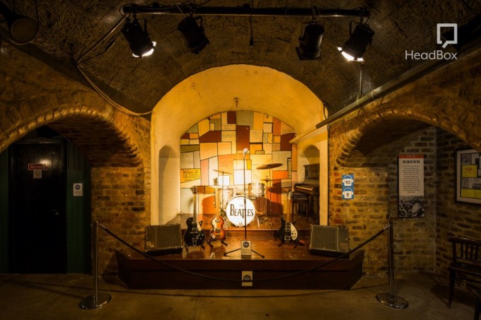 venue hire liverpool with music setup