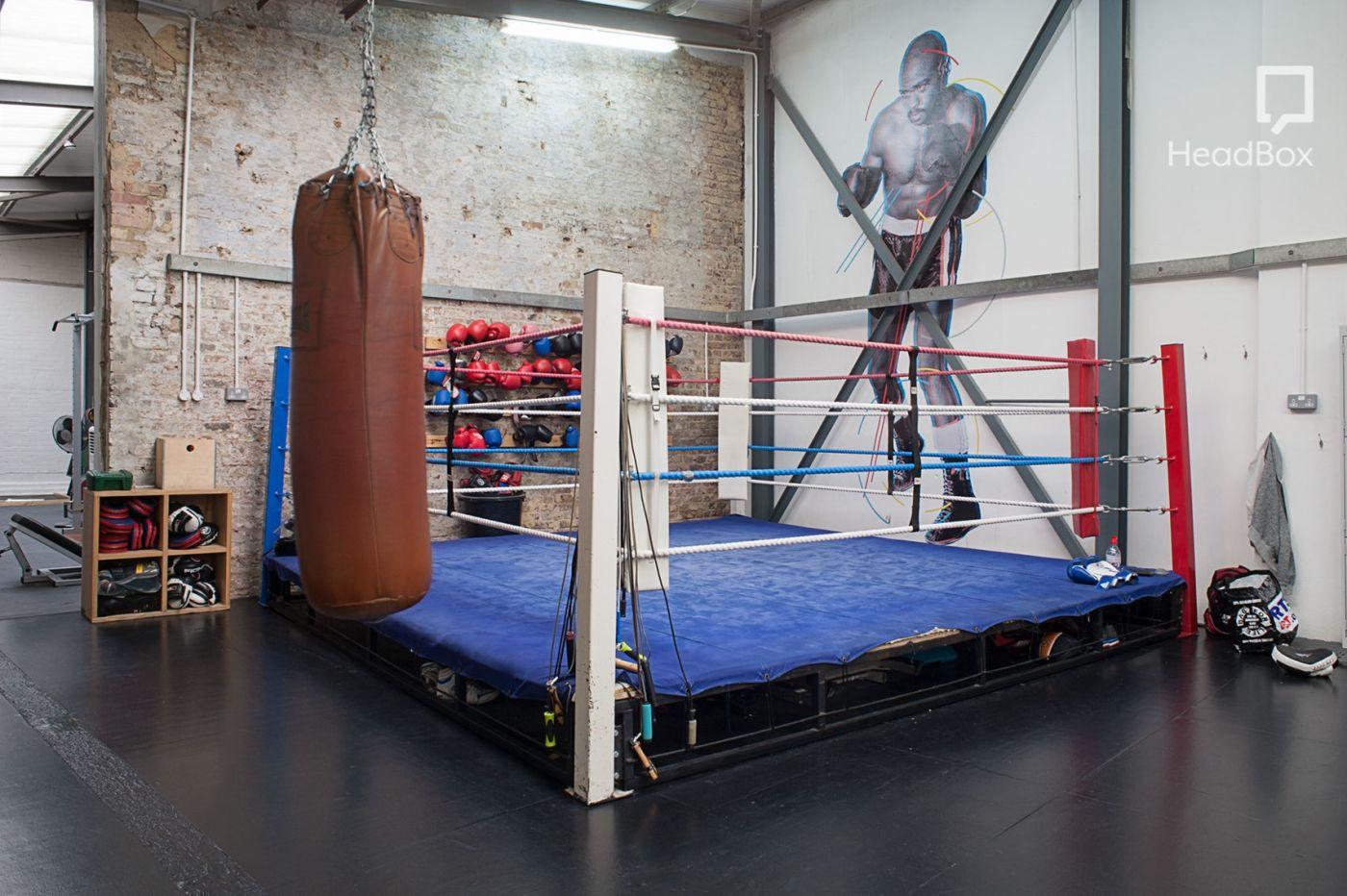 boxing: cheap team away day ideas