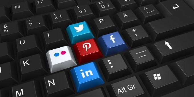 social media keys for content marketing