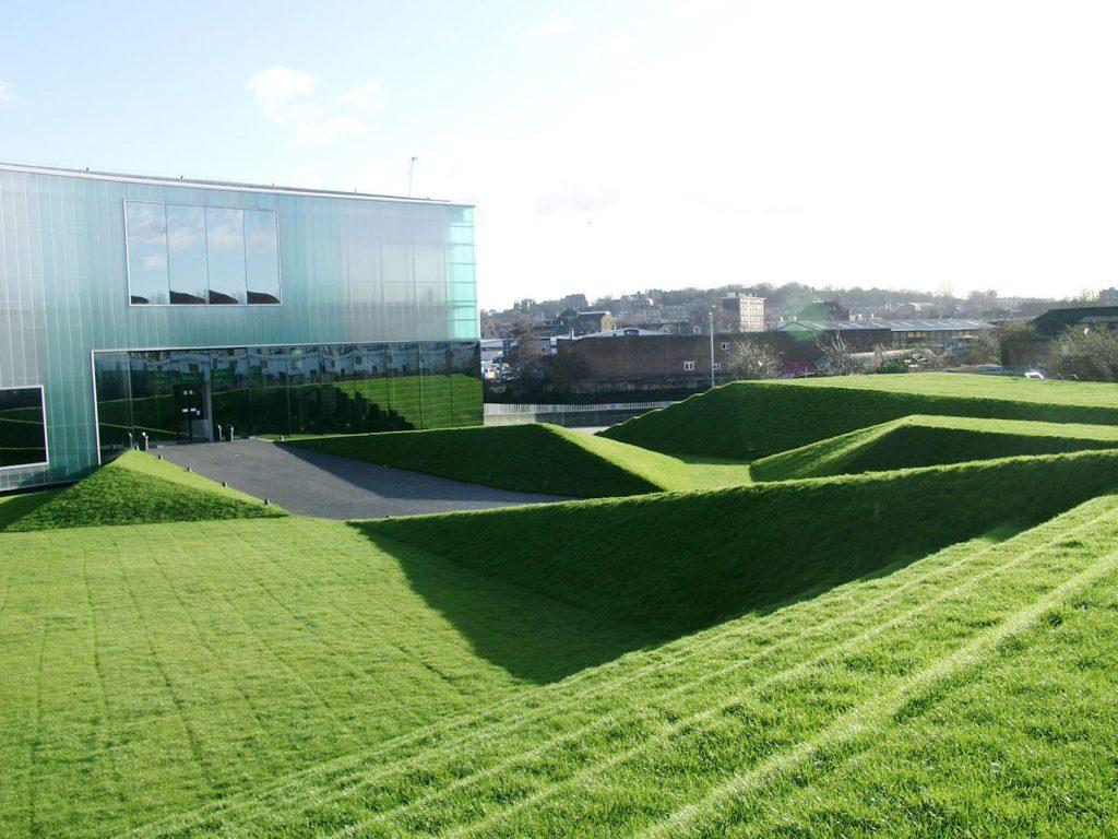 Laban Building Gardens outdoor venues London