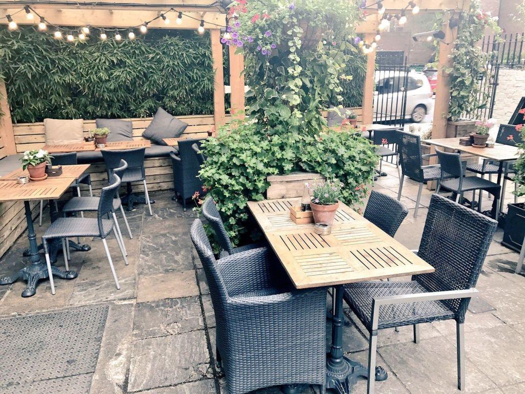 the secret garden outdoor venues London