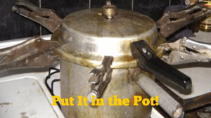Put It in the Pot
