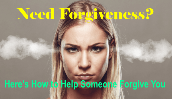 Need Forgiveness - Angry Spouse