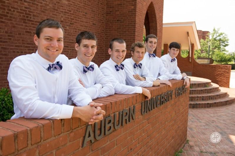 Mary Kathryn & Andrew's Auburn University Wedding, Auburn, Alabama