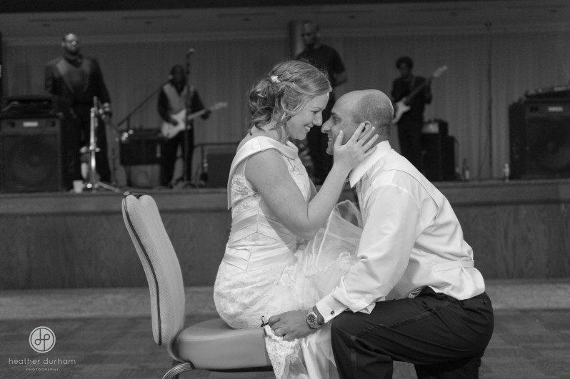 Leslie & John's Birmingham Alabama Wedding, St Elias and The Club