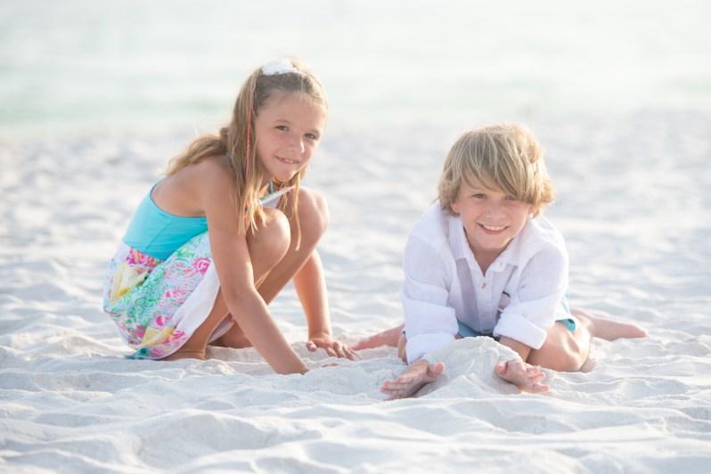 Murdock Family Photo Session at Rosemary Beach