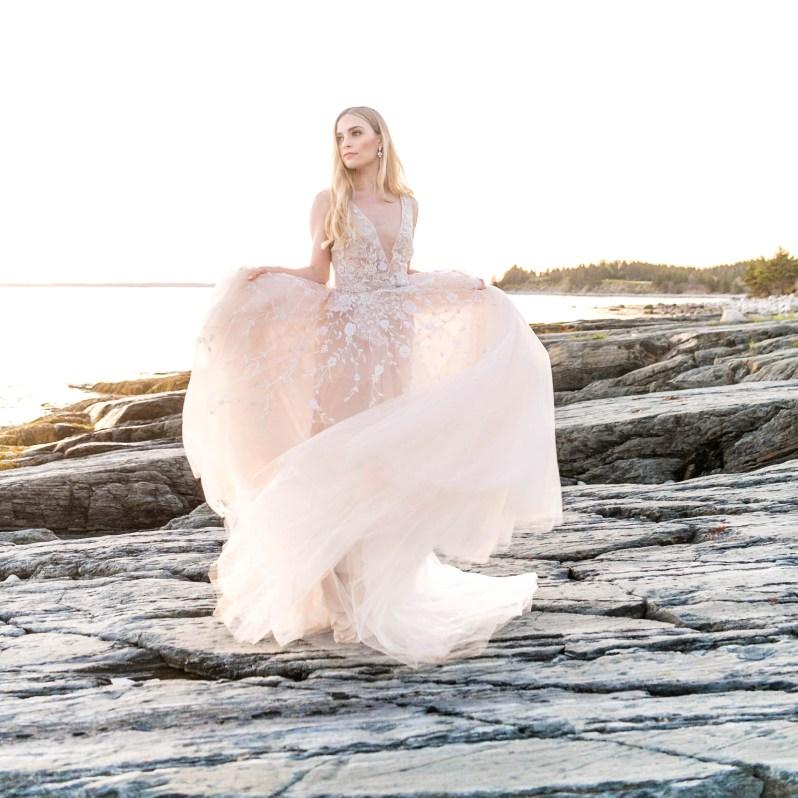 Nova Scotia Canada Wedding by Heather Durham Photography