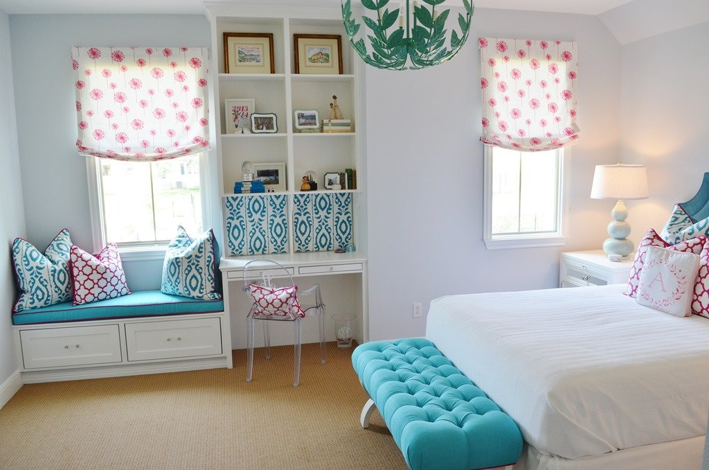 Before & After: A New Bedroom for a New Teen! - Heather ... on Teenage Girls Room Decor  id=91436