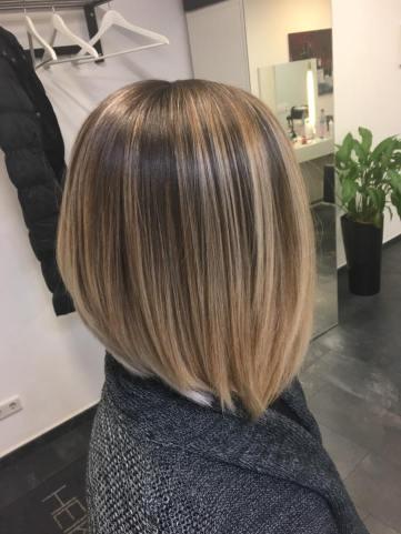 So kann gesundes Haar aussehen mit maximaler Glanzkraft.
