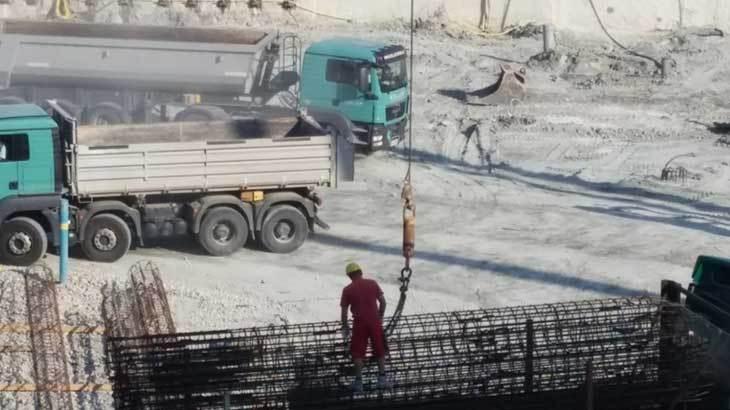 Verbot von Barzahlungen an Bauarbeiter