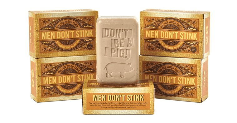 men dont stink