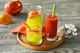 Unheimlich leckere Halloween Cocktails