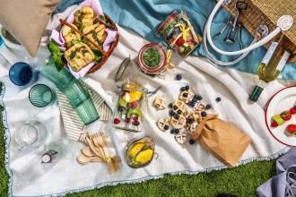 4 schnelle Picknick Rezepte
