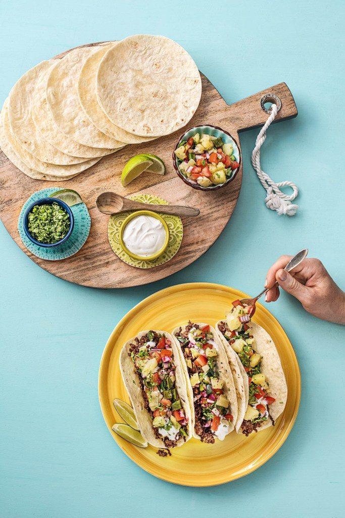 hellofresh-canada-tacos-mexican recipes-HelloFresh reviews