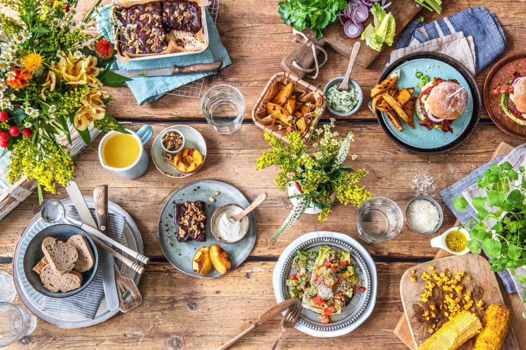 eat good food to maintain spring forward
