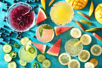 5 Colourful and Fruity Margarita Recipes