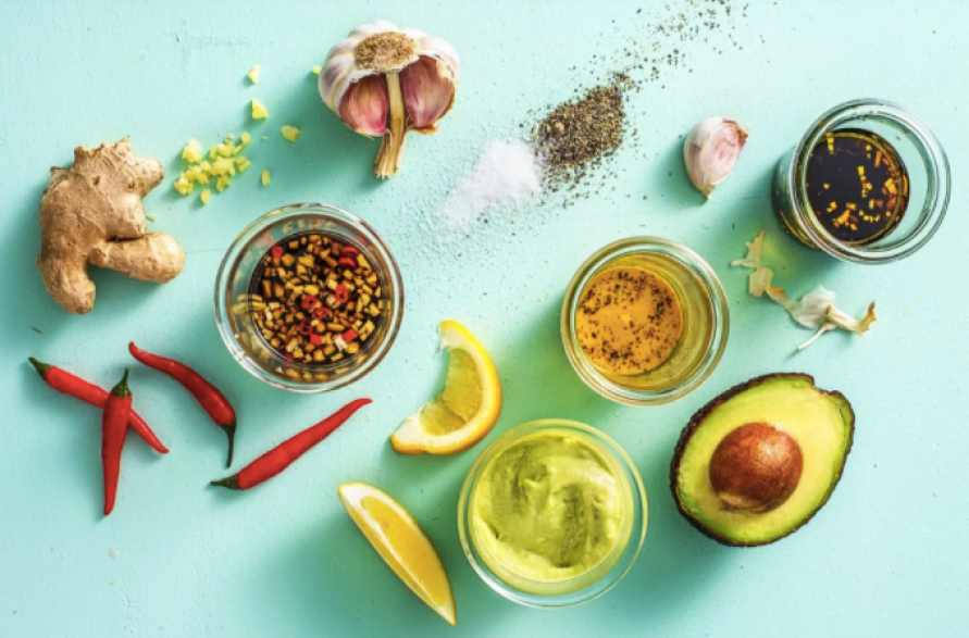 easy summer salad dressing ingredients