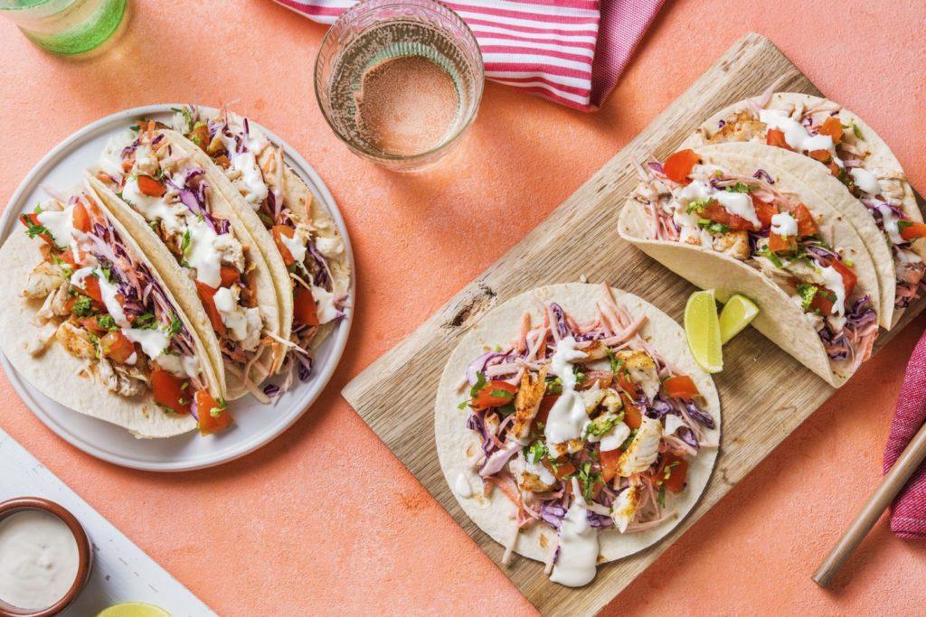 taco tuesday dinner idea
