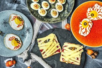 4 Easy Egg Recipes To Make For Kids This Halloween