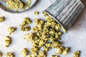 Popcorn selber machen – Chili, Matcha, Schokolade und Salted Caramel
