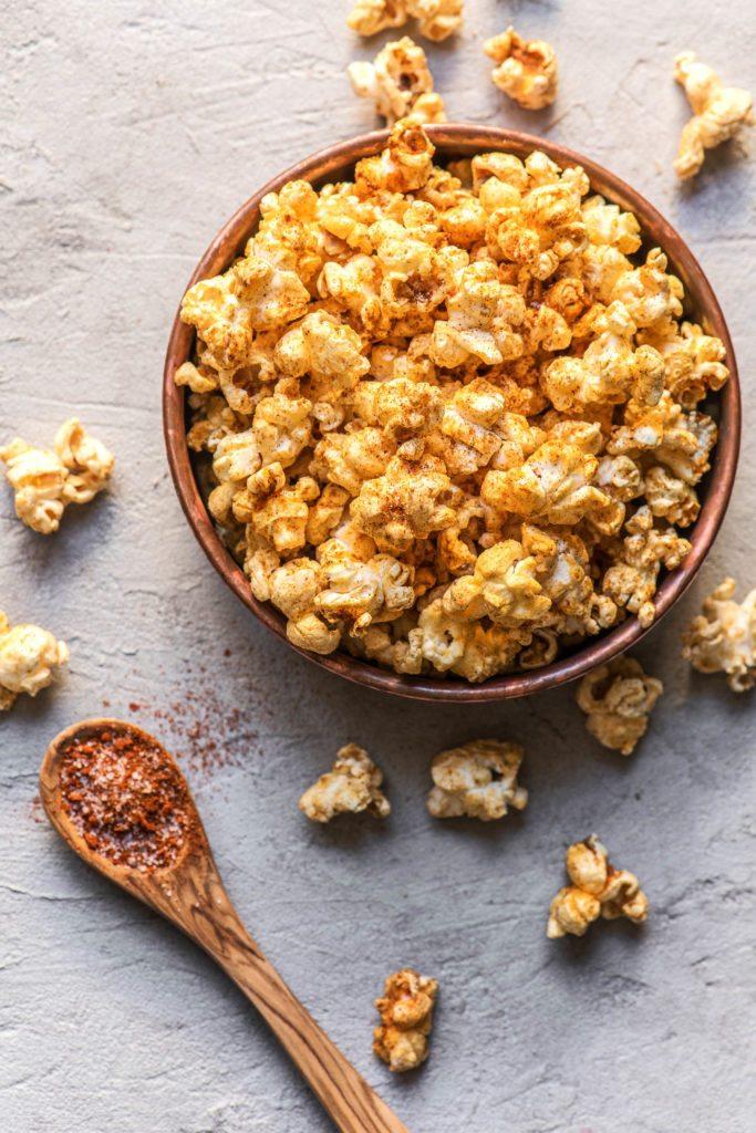Popcorn selber machen: Chili