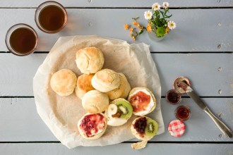 Our Simple Recipe for Delicious Homemade Scones