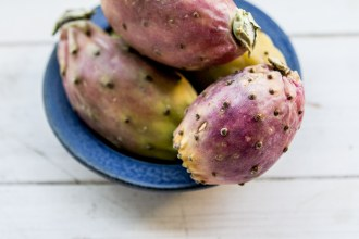 That'll teach you: prickly pear (OUCH)