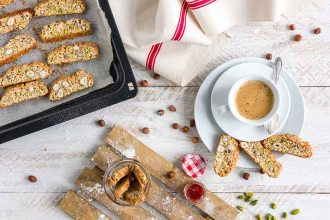Our easy biscotti recipe