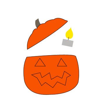 Stap 4 - Halloween