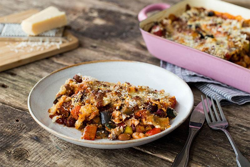 provencial vegetable gratin
