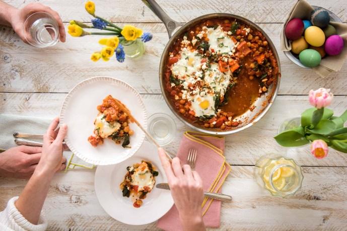 Shashoukah Eggs recipe