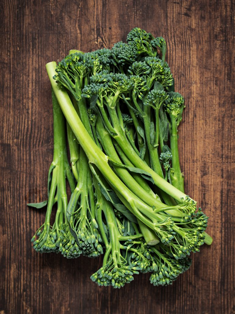 Bimi. Broccolini. Babybroccoli.