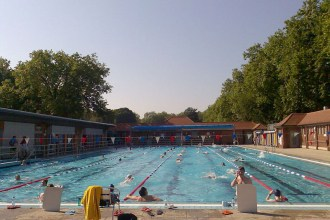 5 Best Outdoor Pools in London